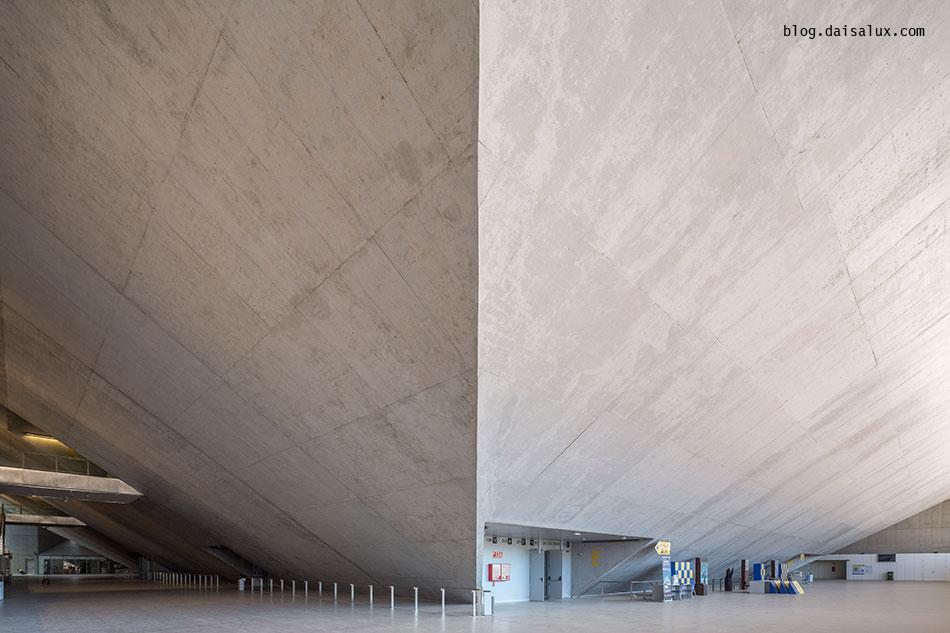Interior Gran Canaria Arena