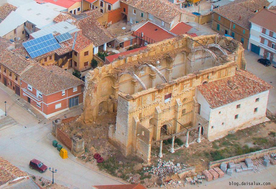 Estado de San Pedro antes de la reconstrucción