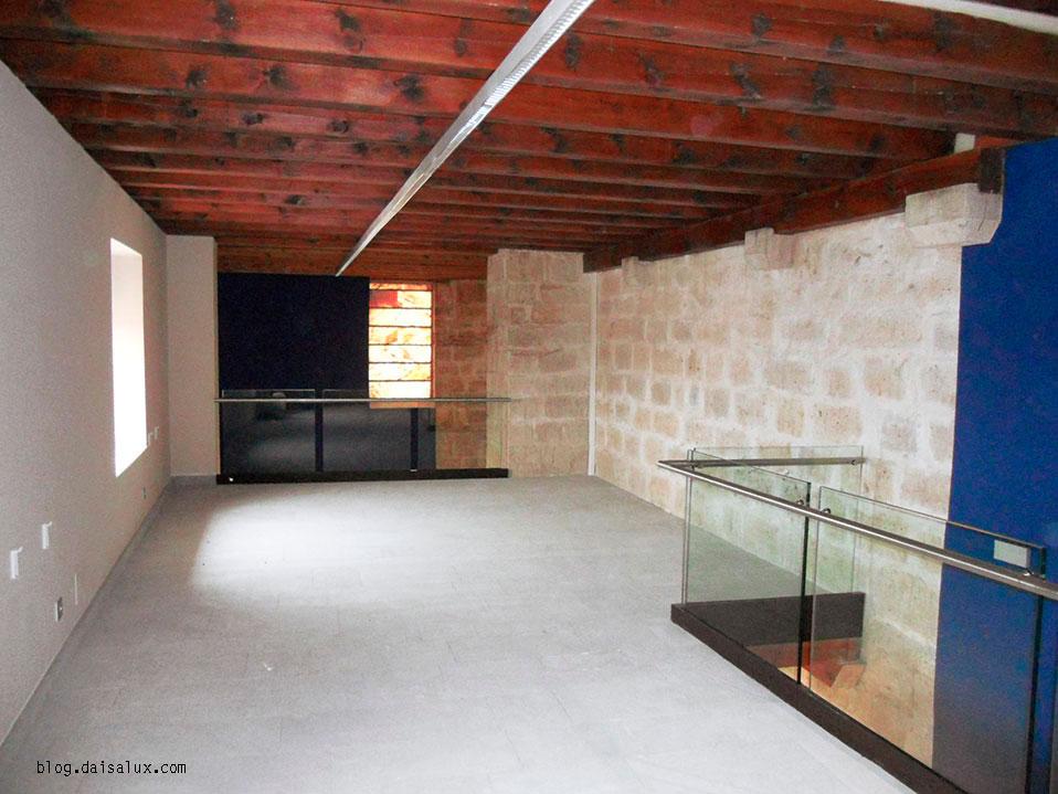 Planta superior de San Pedro Cultural