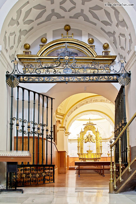 Patrimonio Iglesia El Salvador de Valladolid