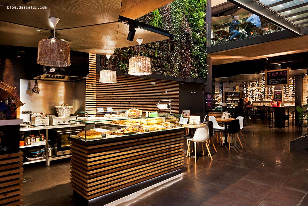 Panadería del Mercado de San Agustín (Toledo)