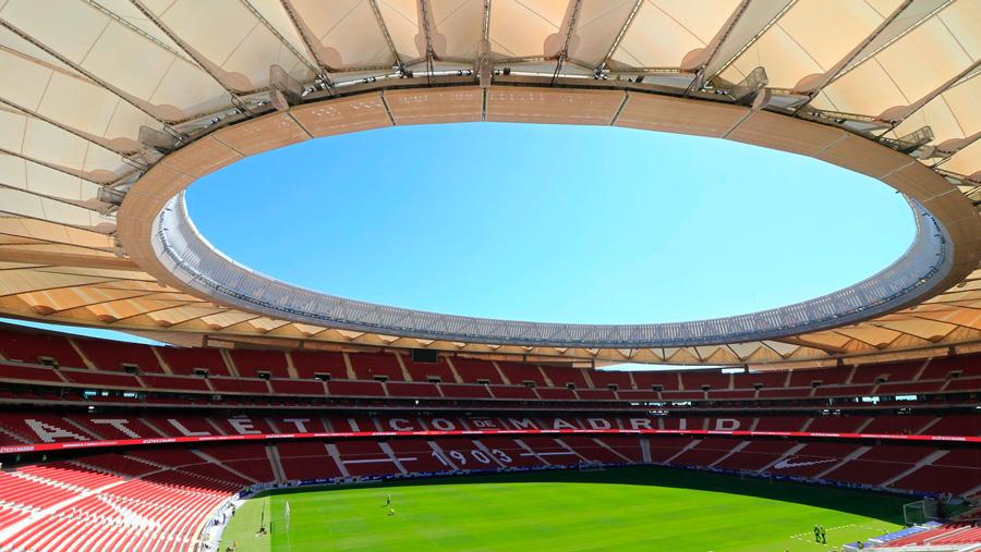 Membrana Anillo Wanda Metropolitano