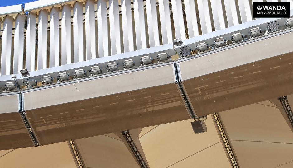 Detalle Atria Wanda Metropolitano