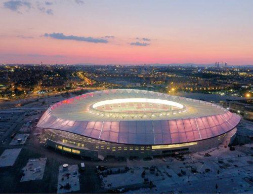 Serie Atria: Estadio Wanda Metropolitano