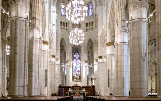 iluminación catedral santa maria