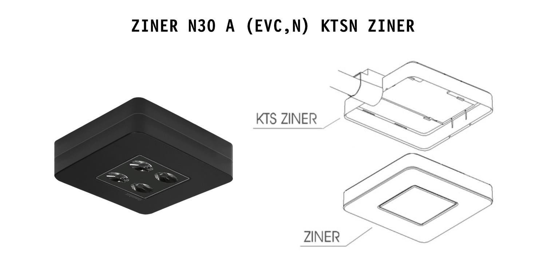 Ziner N30 KTSN